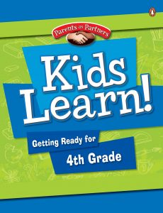 Kids Learn! Getting Ready for Grade 4