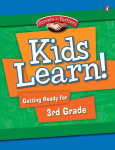 Kids Learn! Getting Ready for Grade 3