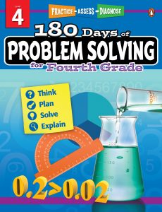 180 Days of Problem Solving for Fourth Grade