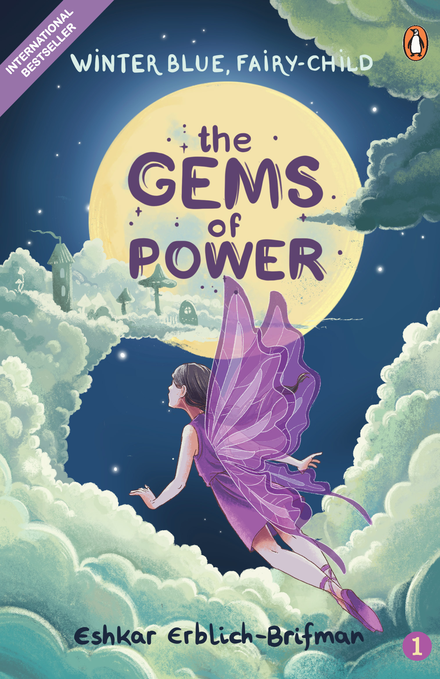 Winter Blue, Fairy Child – The Gems of Power