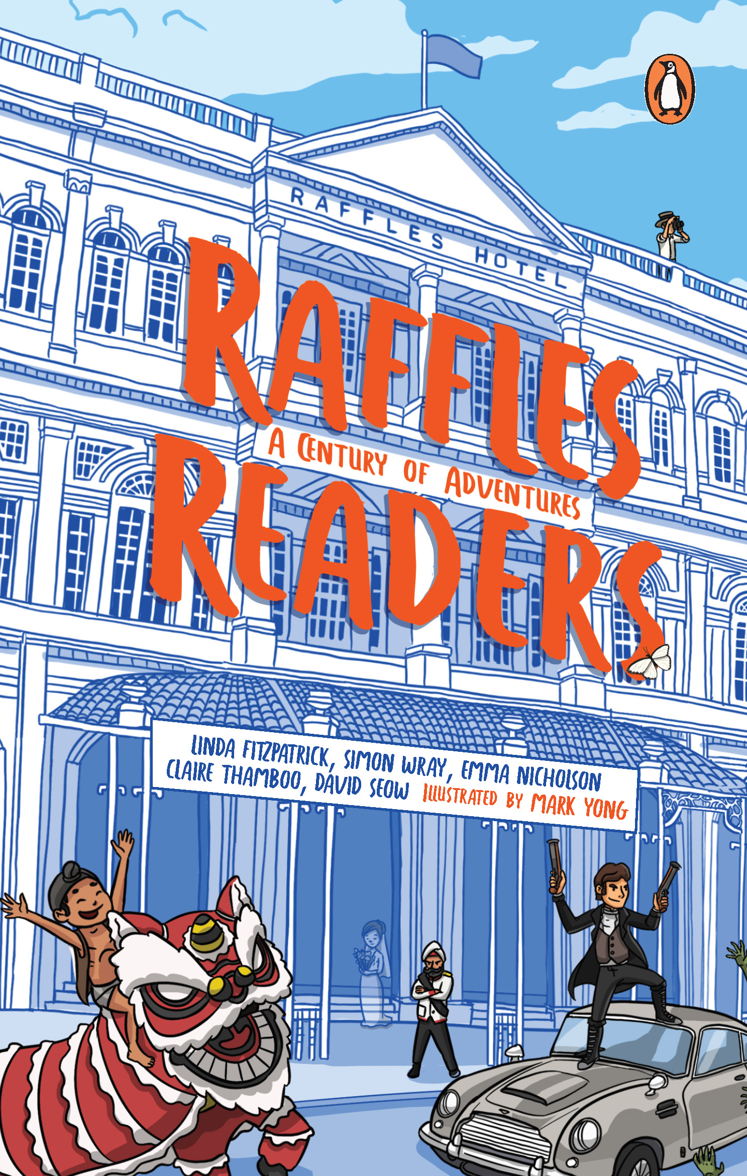 Raffles Readers: A century of adventures