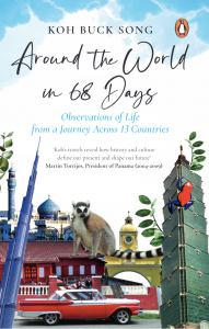 Around the World in 68 Days