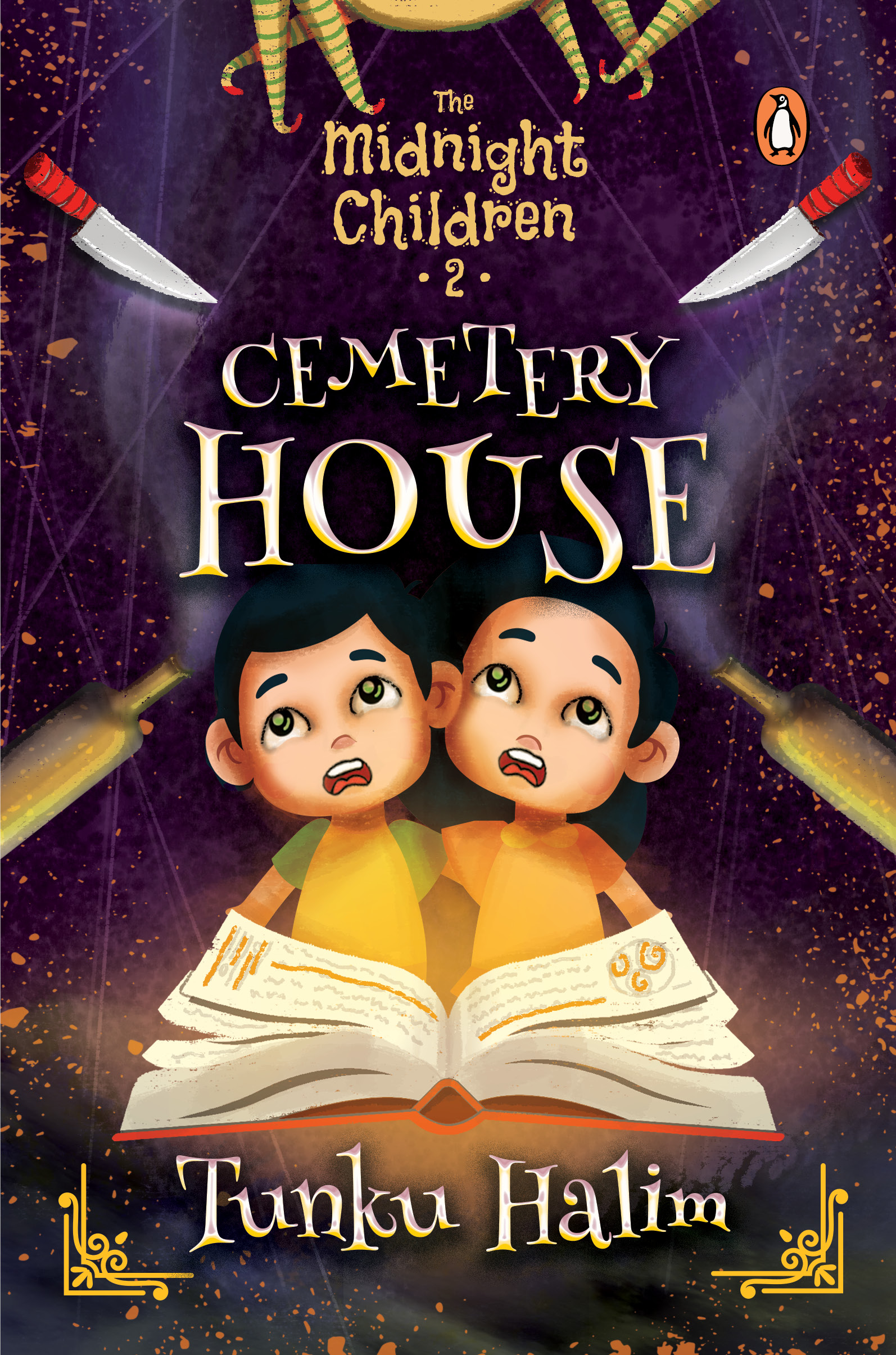 THE MIDNIGHT CHILDREN: CEMETERY HOUSE - 2