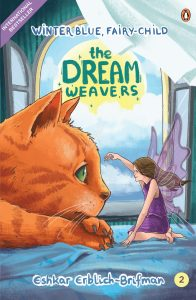 Winter Blue Fairy Child - The Dream Weavers